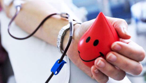 Московская областная станция переливания крови усилила меры безопасности для доноров