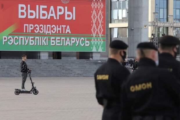 С улиц не уйдём и пустим в ход боевое оружие: у МВД Белоруссии кончилось терпение (ВИДЕО)