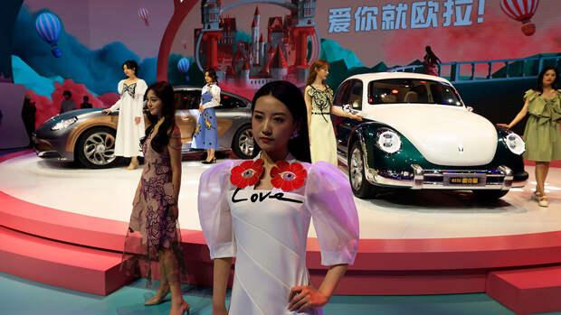Что показали на автосалоне в Шанхае