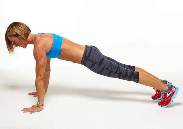 Делайте планку по этой инструкции - и через месяц у вас будет новое тело!