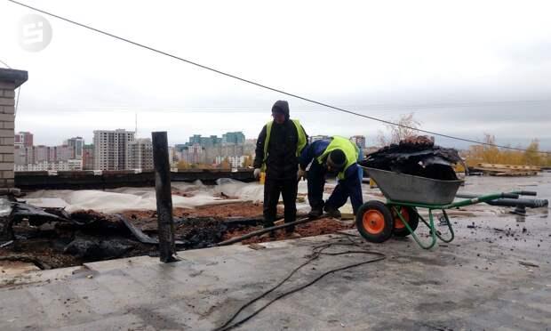 Часть подрядчиков отказалась выходить на объекты «Большого ремонта» в Ижевске из-за роста цен на стройматериалы
