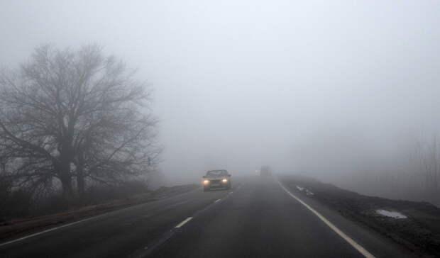 Изморозь и туман: в Оренбуржье осложнится дорожная обстановка