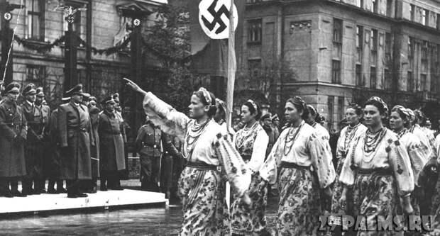 Злодеяния ОУН в начале Великой Отечественной войны