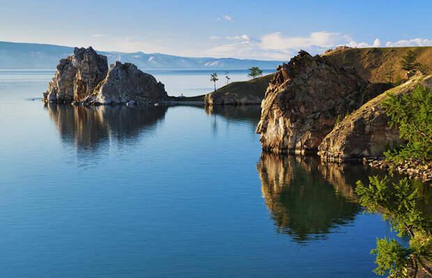 Остров Ольхон, Байкал, Иркутск, Россия, Европа