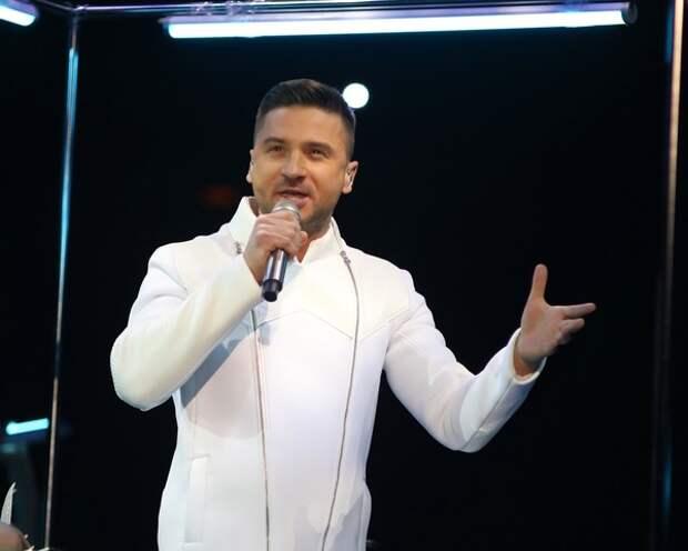 Сергей Лазарев во второй раз представит Россию на Евровидении