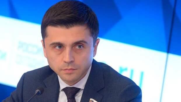 В Госдуме высмеяли надежды Украины на удар США по Сибири