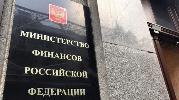 Минфин РФ в 2019 году закупил валюты на внутреннем рынке на 2,977 трлн рублей