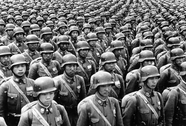 Армия Китая во Второй мировой войне – народу много, толку мало