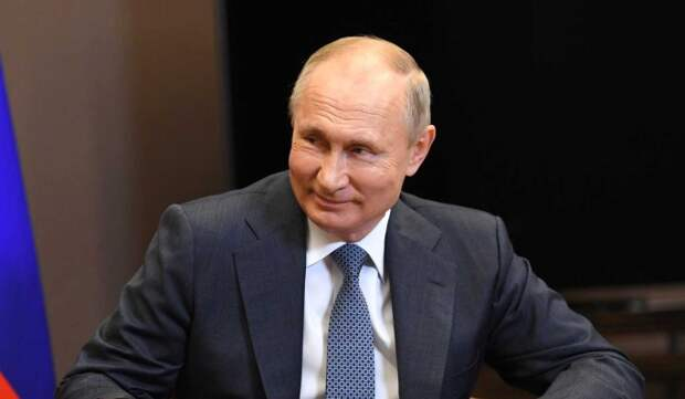 """Путин пообщался с победительницей конкурса """"Большая перемена"""""""