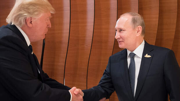 Трамп оригинально поздравил Путина с Днем рождения