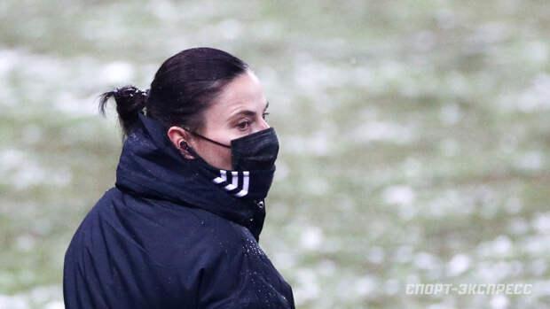 Юран прокомментировал дебют женщины-судьи вФНЛ
