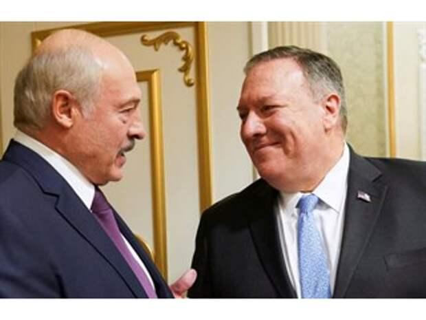 Запад ждет возвращения Лукашенко в свои объятия