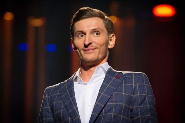 Павел Воля главным героем шоу «Прожарка»
