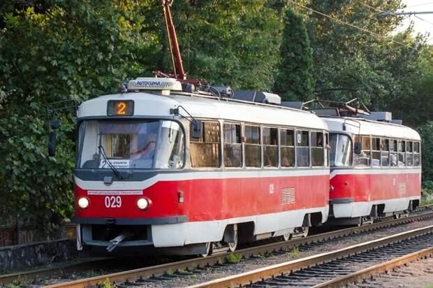Четыре трамвая в Краснодаре изменят маршруты