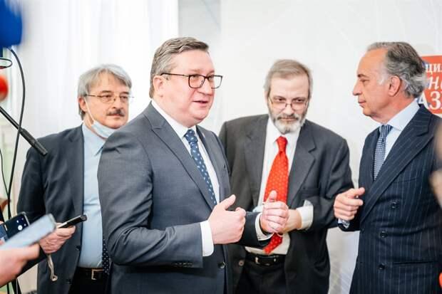 Итальянцы в Томске: Как прошла сессия Веронского евразийского экономического форума