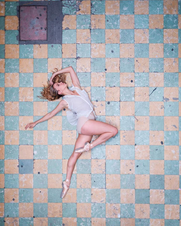 Омар З. Роблес фотографирует танец-11