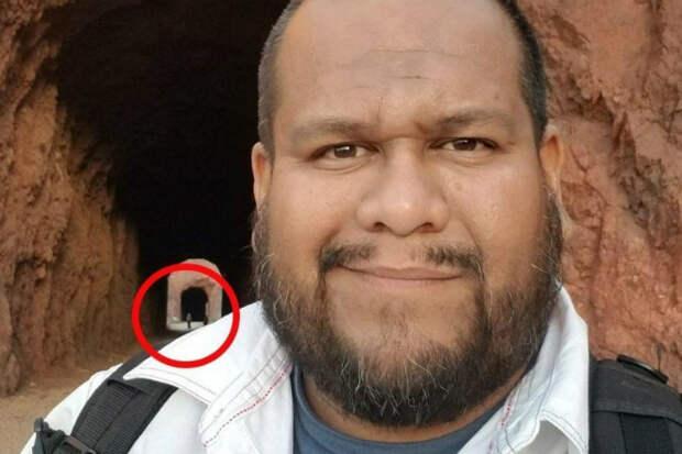 Мужчина снял на камеру странные вещи в тоннеле каннибалов