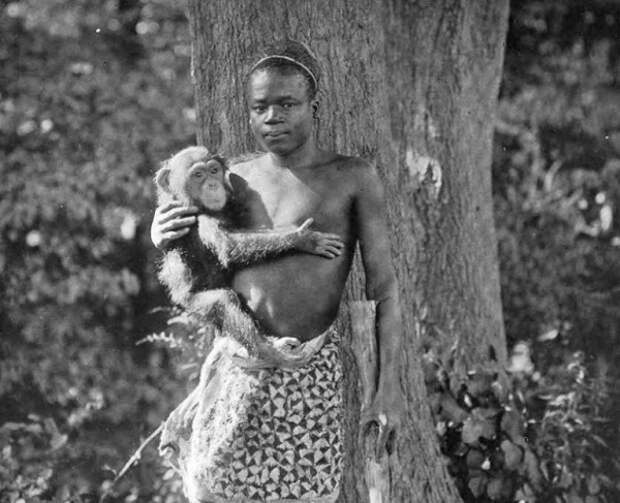 Человек, которого американцы считали живой обезьяной