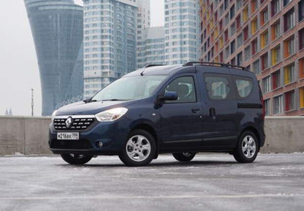Renault Dokker - первый тест и первые вопросы