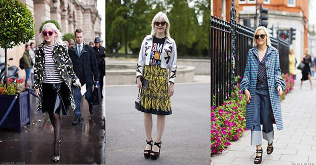 Франческа Бернс - модный редактор британского Vogue