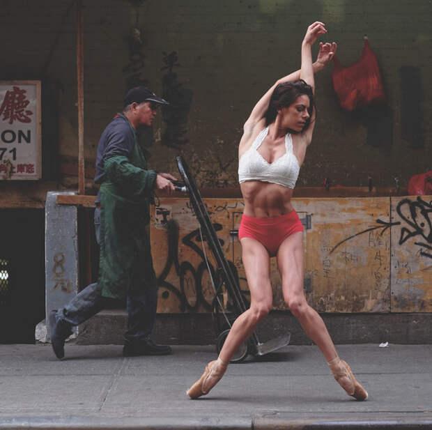 Омар З. Роблес фотографирует танец-29