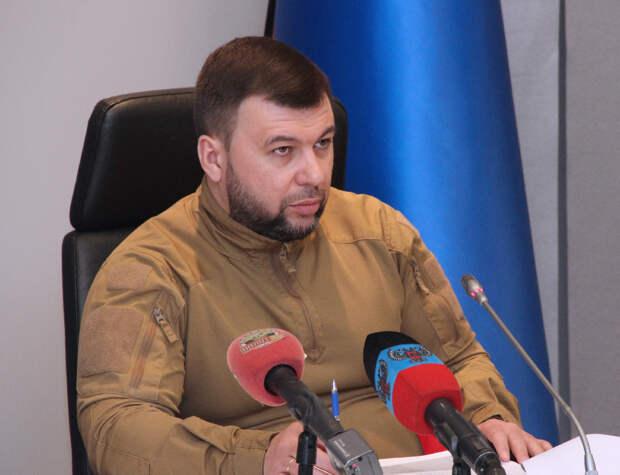 Заявление Пушилина в связи с гибелью военнослужащих Армии ДНР