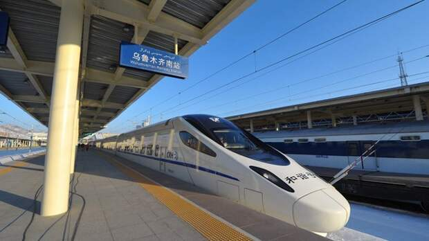 Экспресс из Пекина в Москву обойдется в четверть триллиона долларов