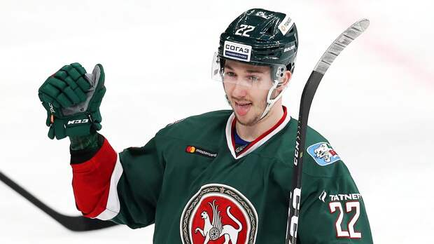 «Ак Барс» победил московское «Динамо», выиграв 9-й матч подряд в КХЛ