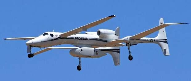 Зеркальный самолёт и лазеры. Секретные прототипы в небе Мохаве