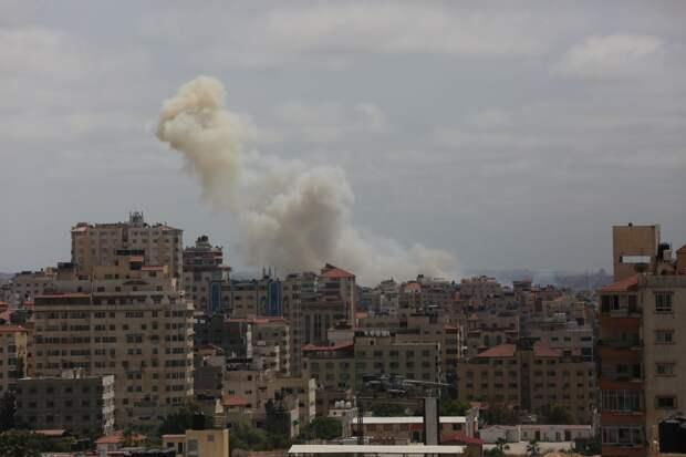 Египет закрыл границу с сектором Газа из-за накала ситуации в регионе