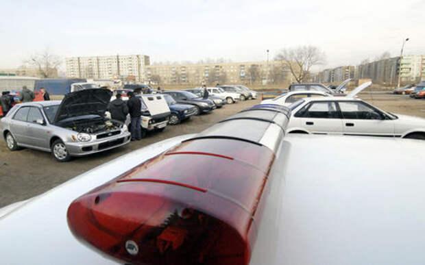 Гаишник оформил 73 машины на ничего не подозревающего жителя Тулы