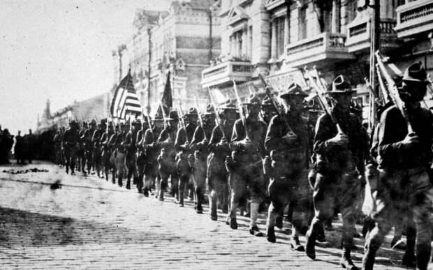 «России больше нет!»: что вытворяли американцы 100 лет назад на Дальнем Востоке