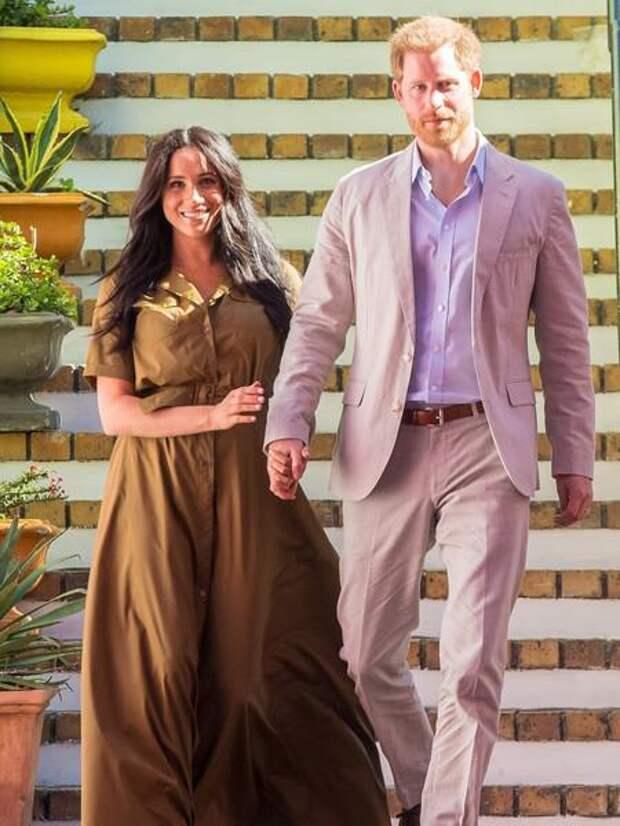 Меган Маркл и принцу Гарри вновь предрекают скорый развод