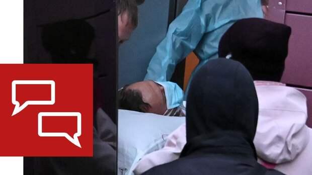 Что не так в заявлениях омского токсиколога о Навальном. Отвечают врачи Израиля и США