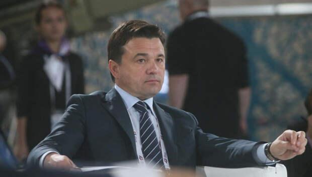 Воробьев вошел в тройку лидеров медиарейтинга глав регионов России за май