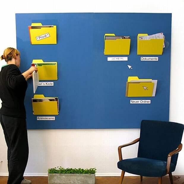Офисные креативные  штучки