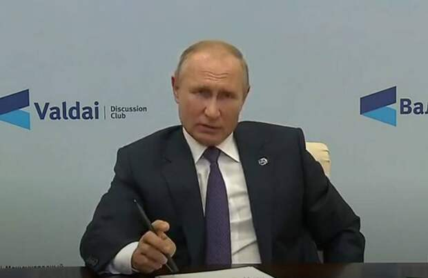 «Как бы не простудиться на ваших похоронах»: Путин ответил недоброжелателям России
