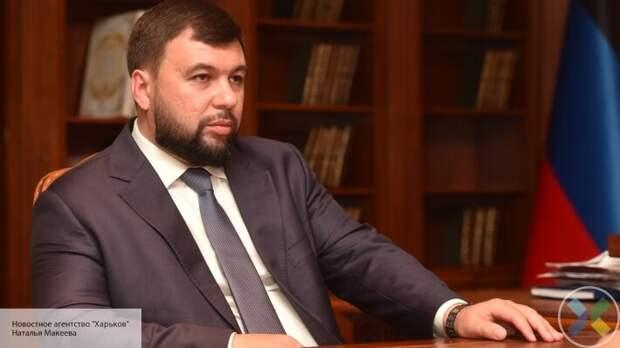 Пушилин ответил на слова Зеленского о грядущем «восстании» в Донбассе