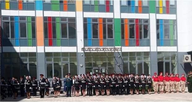 Школа на Дмитровском шоссе вошла в число лучших учреждений города