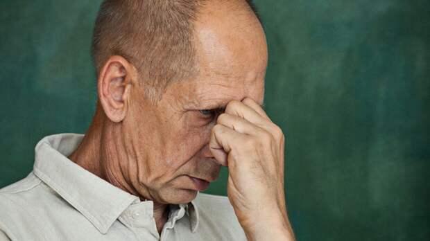 Австралийские ученые доказали способность деменции лишать человека радости