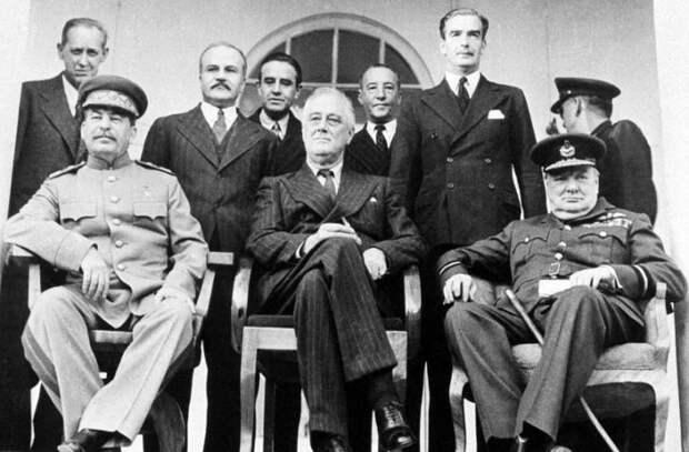 Правителей каких стран лучше всего охраняли во Вторую Мировую