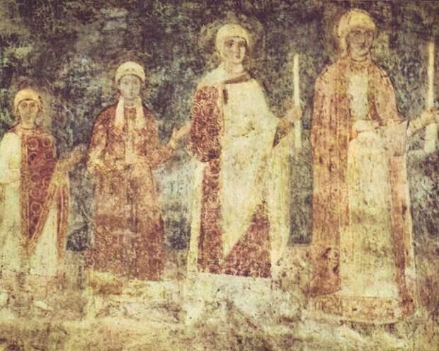 Внучка Ярослава Мудрого в секс-скандале 11 века