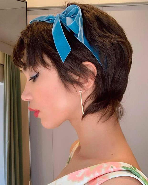 Стрижки с которыми ваши тонкие волосы превратятся в пышную прическу