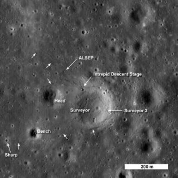 Почему американцы точно были на Луне 4