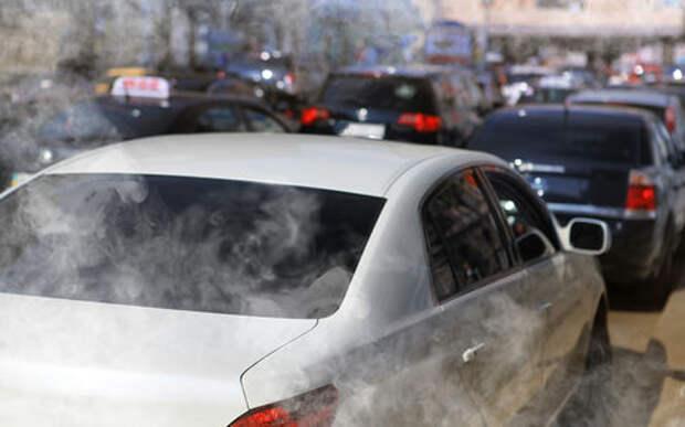 Экологи зверствуют: под прицел попали твердые частицы и озон