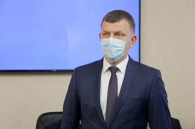 Первым вице-мэром Краснодара стал Евгений Наумов