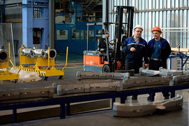 Россия договорилась о поставках титана для Boeing