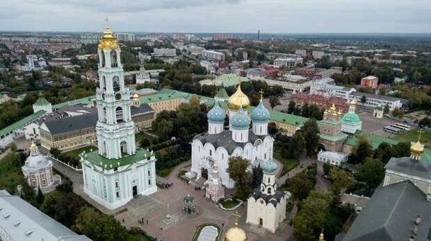 В Троице-Сергиевой лавре опровергли слухи о банкоматах в храмах - «Криминал»