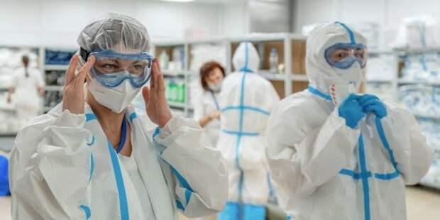 Собянин продлил проект «Школа профессионального роста» для студентов-медиков .Фото: В. Новиков mos.ru