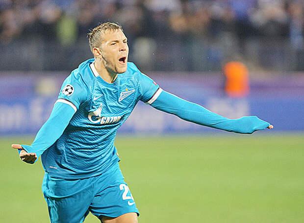 Лучшим игроком сентября признан футболист «Зенита»